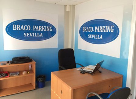 Oficina Braco Parking Sevilla
